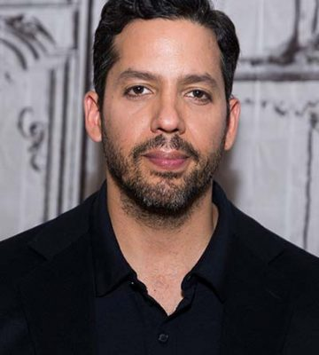 David Blaine White